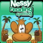 Nessy Reading and Spelling Logo